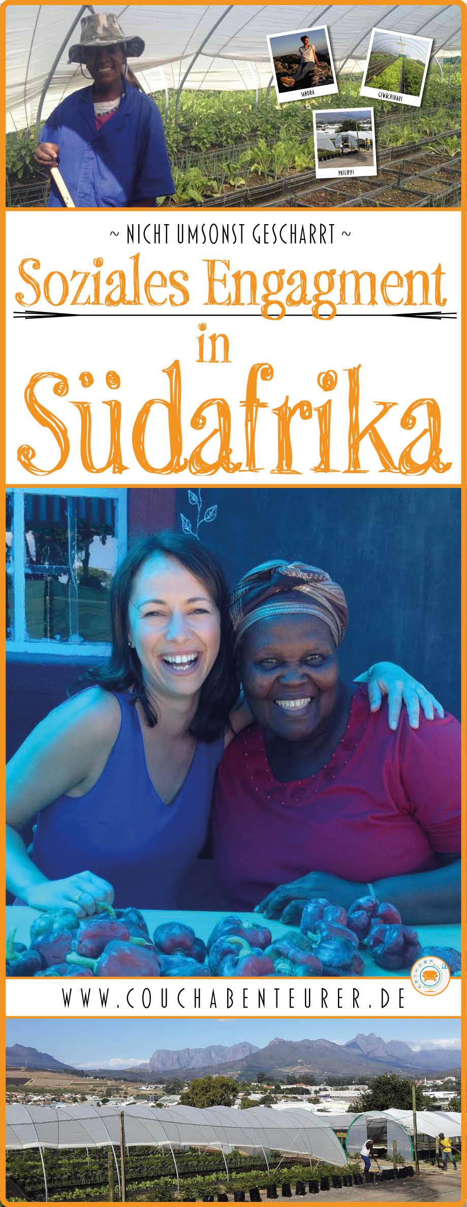 Soziales-Engagnment-Südafrika