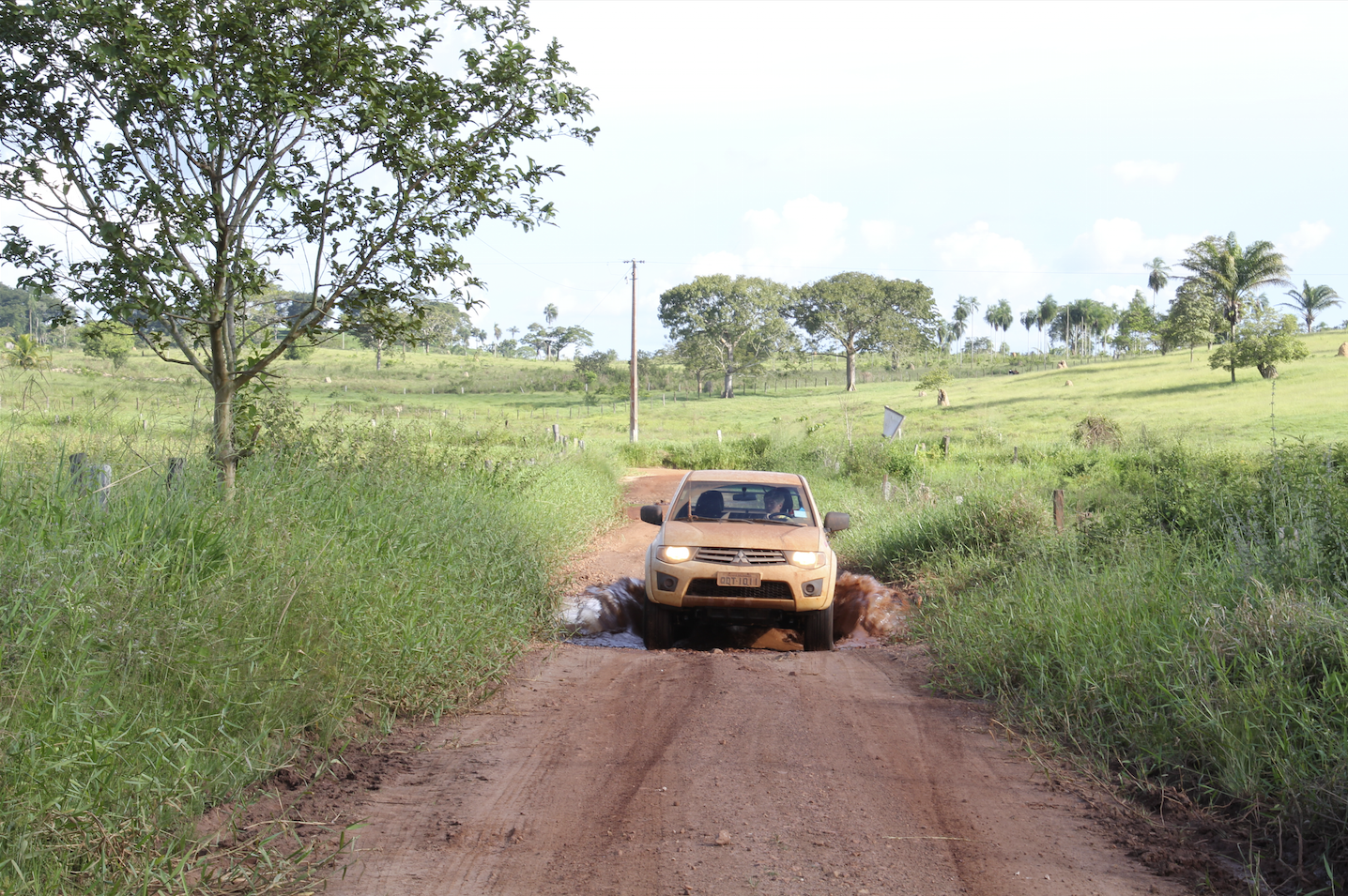 Mietwagen Fahren Brasilien