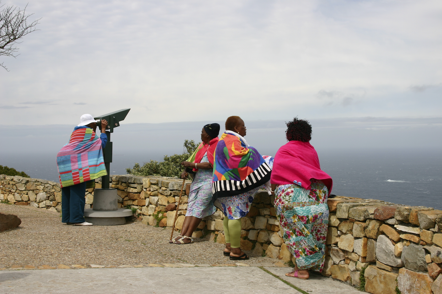 Bunt Cape Point Ladys Mama Africa