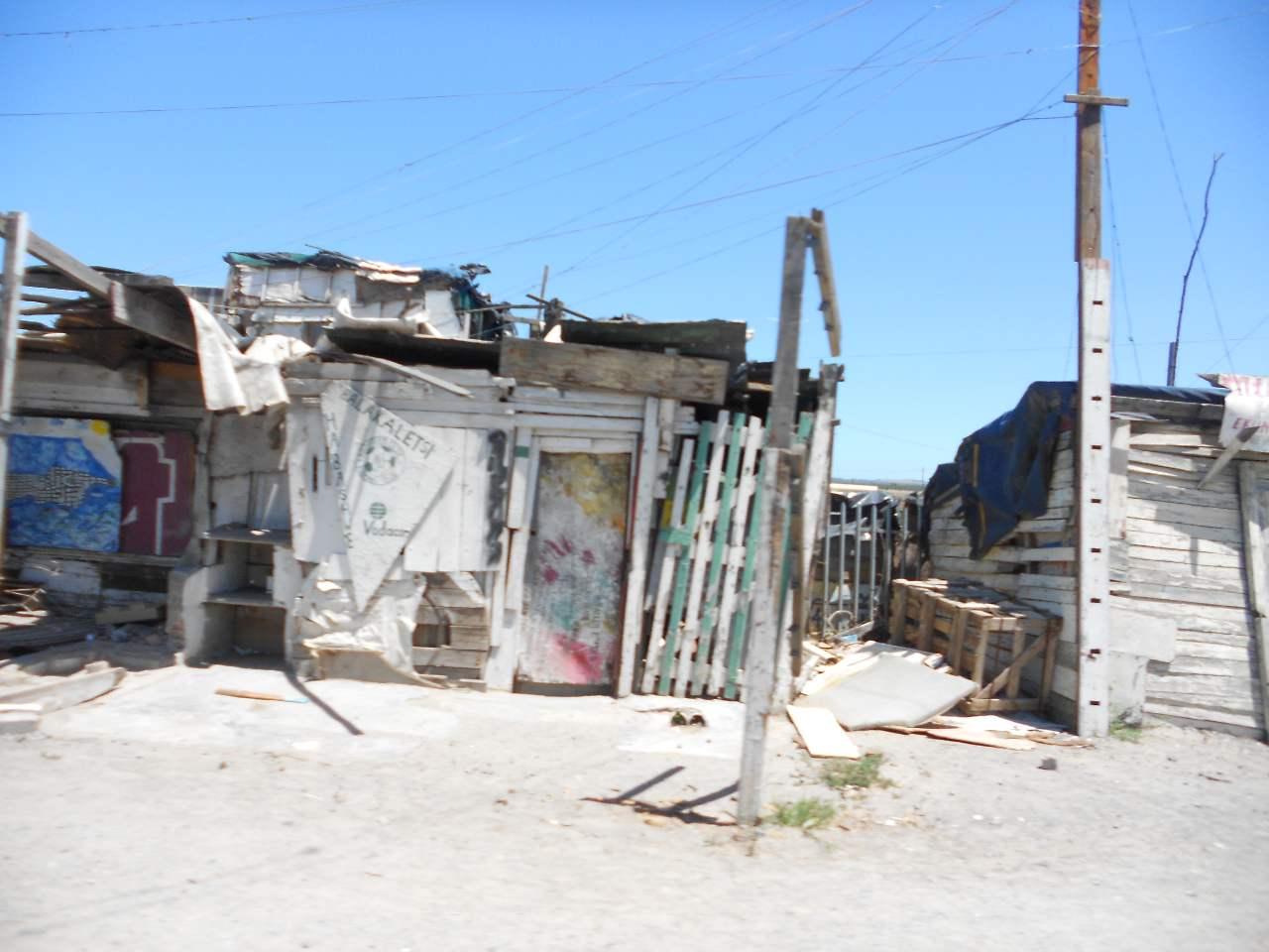 Slum Kapstadt