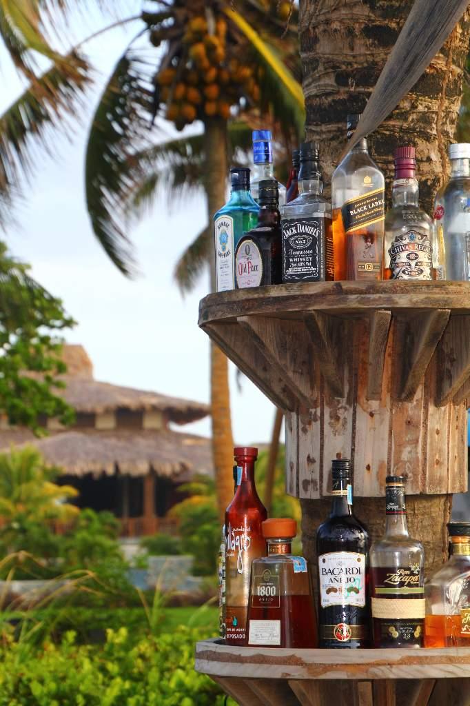 Alkohol Beachbar Bar