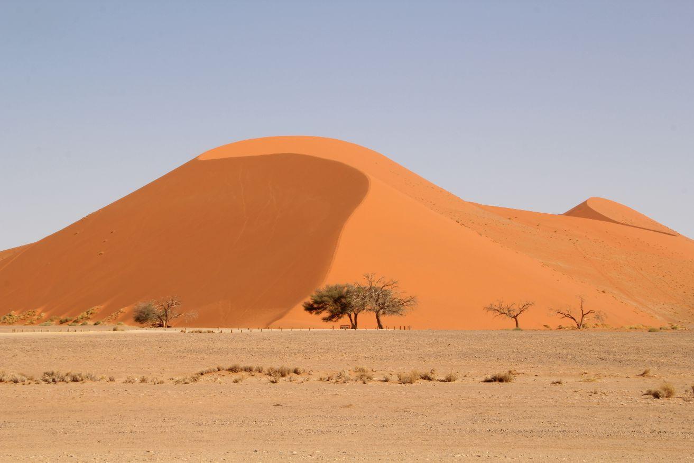 Sossusvlei, Düne, Sand