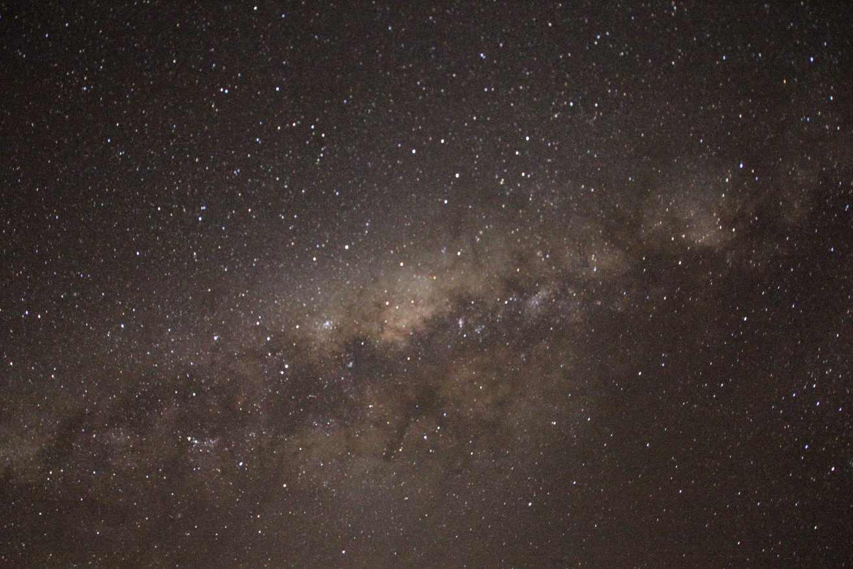 Milchstraße, Sterne, Sternenhimmel
