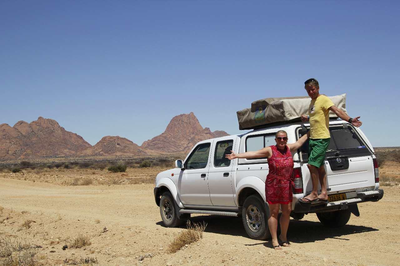 Camping Danie Leni Road Trip