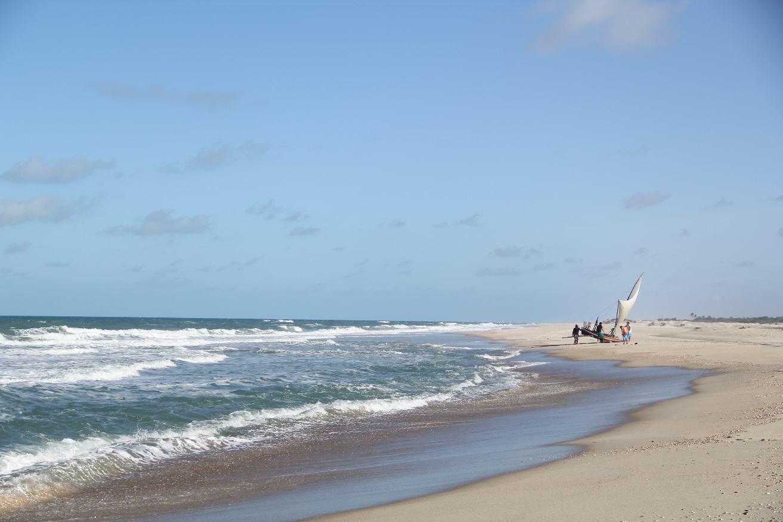 Beach , Traumurlaub, Fortaleza, Brasilien
