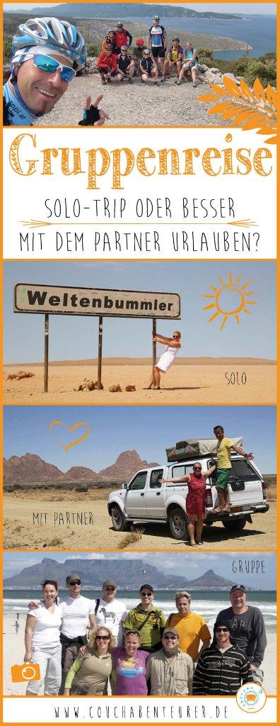 Gruppenreise-Partner-Solo