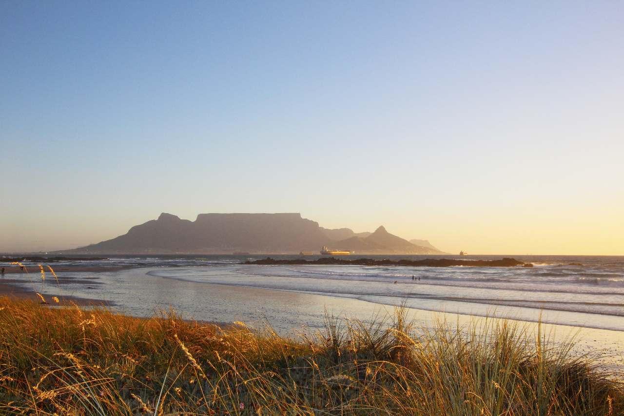 Tafelberg, Big Bay, Kapstadt
