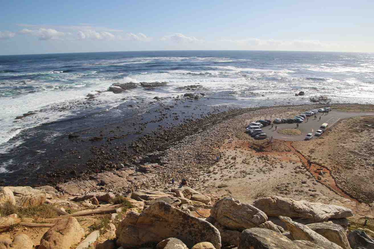 Cape Point, Kapstadt,