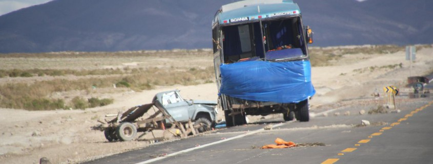 Bus, Bolivien, Master