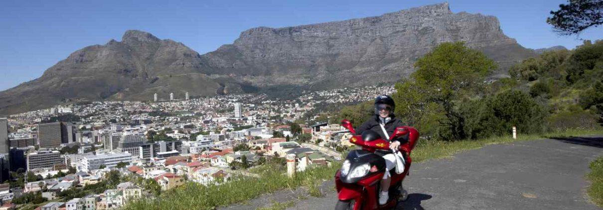 Rollertour Kapstadt