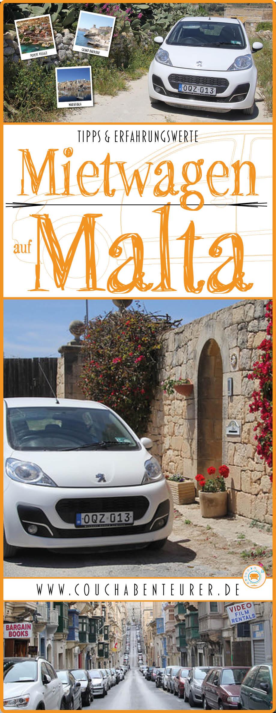Mietwagen-Malta-Erfahrungen-Tipps