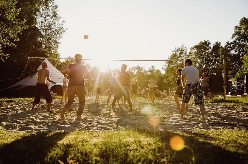 Ferienlager Für Erwachsene