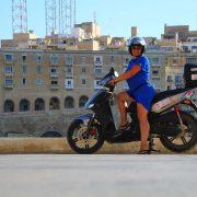 Rollerfahren-Malta-Miete-Verkehr-Versicherung