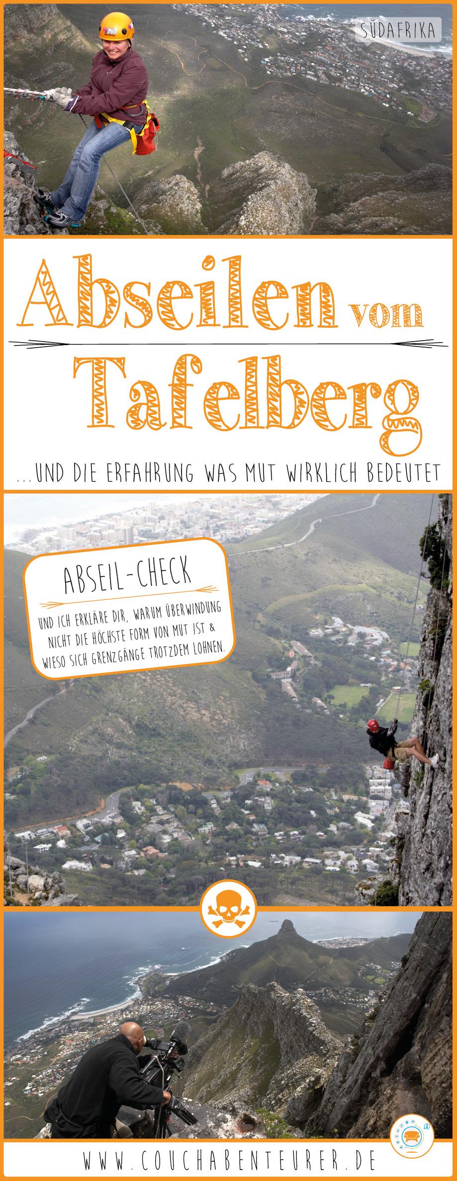 Abseilen-Tafelberg-Erfahrung