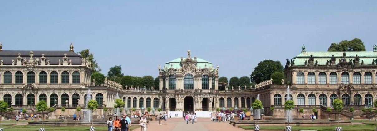 Dresden-Zwinger-entdecken
