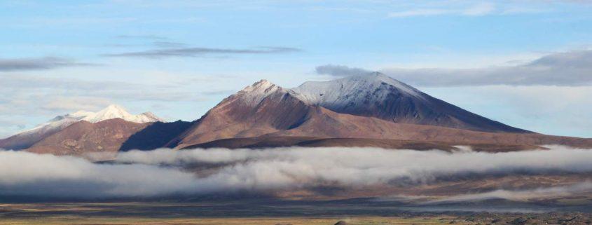 Arica y Parinacota im Norden Chiles