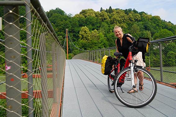 Donauradweg - Erfahrungsbericht E-Bike-Tour von Schärding, über Passau und Linz bis nach Wien